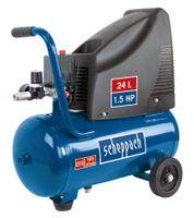 Scheppach Kompressor HC26o 14tlg. Zubehörset 24L 8 bar Druckluftkompressor