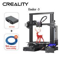 Creality 3D Ender-3 + WiFi Box + 5m PLA-Filament