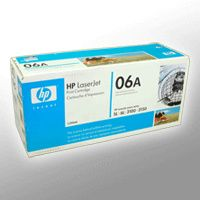 HP 06A Original Toner C3906A schwarz