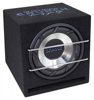 CRUNCH Bassreflex-Subwoofer CRB-250 25cm