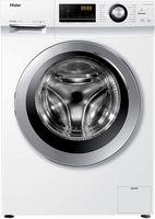Haier HW100-BP14636N Waschmaschine / 10 kg / 1400 UpM / Inverter Motor / Dampf-Funktion / Vollwasserschutz / ABT / Eco 40-60 Programm