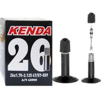 Schlauch Kenda 26x1.75-2.125 (47/57-559) AV 40mm