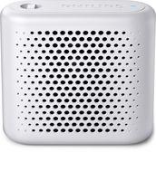 Philips BT55W kabelloser Lautsprecher Bluetooth Bluetooth Akku Weiß