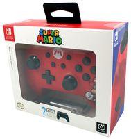 PowerA Mario Gamepad Nintendo Switch Analog / Digital USB Mehrfarbig, Rot
