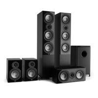 Reference 851 5.1-Soundsystem schwarz