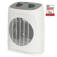 CLATRONIC HL 3762 weiß 2000 W Heizlüfter Elektro Heizgerät Heizer Ventilator