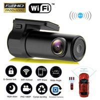 1080 P Auto DVR 5MP 150 Grad Video Dash Cam Fahren Recorder Wi Fi G Sensor
