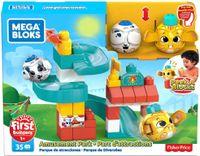 Mega Bloks konstruktionsspielzeug Speelhuisjunior 35-teilig