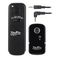 YouPro YP-860 II L1 2.4G drahtlose Fernsteuerungs-LCD-Timer-Ausloeser-Sender-Empfaenger-16 Kanaele fuer Panasonic DMC-FZ50 DMC-FZ50K DMC-FZ50S GH5 GH4 GH3 GX8 GX7