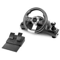 Drive Pro Sport Lenkrad mit Kurbelgarnitur und Schalthebel