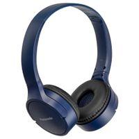 Panasonic RB-HF420BE-A - Kopfhörer - Handgeführt - Musik - Blau - Schwarz - Knopf - Kabellos Panasonic