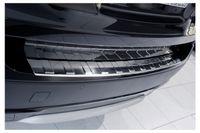 Edelstahl Ladekantenschutz für BMW X3 E83 Abkantung  2006-2010
