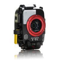 Seefroesche Kamera Wasserdichtes Gehaeuse Tauchkoffer Schutzhuelle Unterwasser 60m Ersatz fuer Olympus TG-5 Kamera