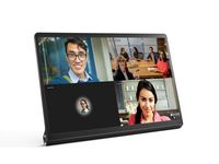 Lenovo Yoga Tab 13, 33 cm (13 Zoll), 2160 x 1350 Pixel, 128 GB, 8 GB, Android 11, Schwarz