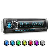 XOMAX XM-R279: 1DIN, Autoradio mit Bluetooth, USB, AUX IN, ohne Laufwerk