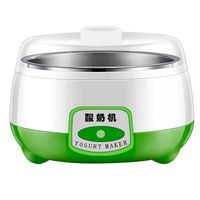 Haushaltsger?te Automatische Joghurtmaschine Fermentierter Edelstahl Inneres