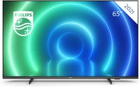 """Philips 65PUS7506/12 65"""" LED TV, 4K Smart TV, Vibrant HDR Picture, Cinematic Dolby Vision & Atmos Sound, Great TV for Gaming, Google & Alexa"""