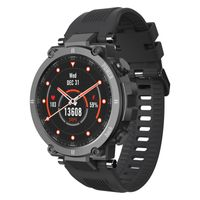 KOSPET-Raptor Smartwatch fš¹r Herren 1.3 Outdoor Smartwatch mit 20 Sportmodi