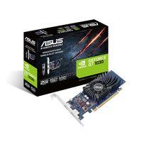 ASUS GT1030-2G-BRK - GeForce GT 1030 - 2 GB - GDDR5 - 64 Bit - 7680 x 4320 Pixel - PCI Express 3.0