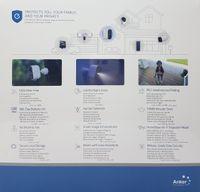 Anker eufy Security eufyCam 2C kabelloses Sicherheitssystem, Doppel-Kamera-Set, 1080p, Nachtsicht, Weiß