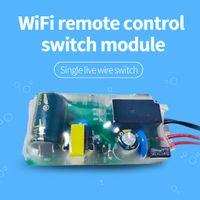Smart WiFi Wireless für Amazon Echo Google Home Single Fire Switch-Modul ZPP90701001