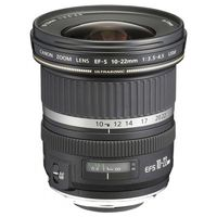 Canon Objektiv EF-S 10-22mm f3.5-4.5 USM