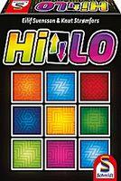 Schmidt Spiele Kartenspiel Kartenlegespiel Hilo 49362