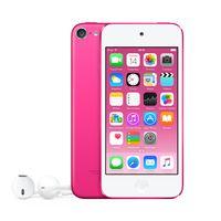 Apple iPod touch 128GB, MP4-Player, 128 GB, Lightning, Integrierte Kamera, Pink, Kopfhörer enthalten