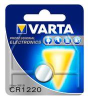 "VARTA Lithium Knopfzelle ""Electronics"" CR1220 3,0 Volt"