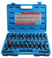ISO Stecker Entriegelung Auspinnen Auspin Entriegeln KFZ Lösen 23 Tlg