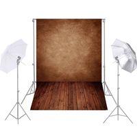 Andoer 1.5 * 2.1m / 5 * 7ft Retro Fotografie Hintergrund Abstrakt Alten Meister Holzboden Hintergrund Foto Studio Requisiten
