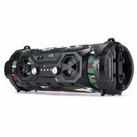 20W bluetooth Lautsprecher Stereo Subwoofer MP3 TF USB LED Musikbox Tragbar