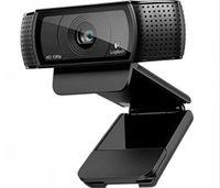 Logitech C920 HD Pro Webcam 1080p Full HD Fotofunktion USB 2 GB Speicherplatz