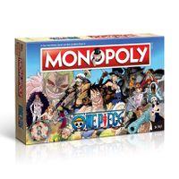 Monopoly One Piece Spiel Gesellschaftsspiel Brettspiel Anime Manga deutsch