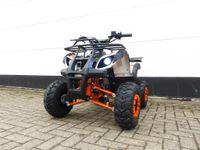 125ccm Quad ATV Kinder Quad Pitbike 4 Takt Motor  Quad ATV 7 Zoll KXD ATV 006