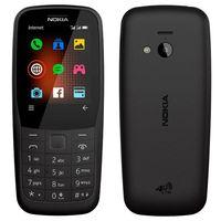 Nokia 220 4G - Mobiltelefon - Dual-SIM - Mobiltelefon - 6,1 cm Nokia