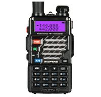 Baofeng UV-5R Plus VHF/UHF Handfunkgerät Amateurfunk Dualband Funkgerät, 2M/70cm