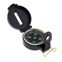 5 Stück Kompass Taschenkompass im Freien Outdoor Wandern Trekking Survival Tool