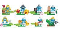 Die Schlümpfe - Mega Bloks Mini Figuren (24 ct.)