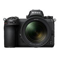Nikon Z6 Kit 24-70 mm 1:4 S + FTZ Objektivadapter, Farbe:Schwarz