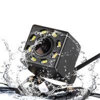 Tachographen Nachtsicht Rückfahrkamera mit 8 Led-Licht, unterstützt Nachtsicht