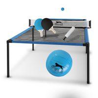Slazenger tischtennistisch Spyder Air240 x 120 cm blau/schwarz