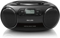 Philips AZB500 - 2 kg - Schwarz - Tragbarer CD-Player