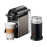 Krups XN305T Pixie Titan Espressomaschine, Nespresso Kapseln