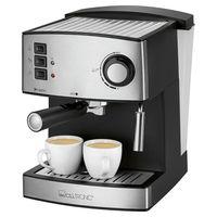 CLATRONIC Espressoautomat ES 3643 schwarz-inox 15bar Espresso-Maschine Automat