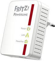 AVM FRITZ. Powerline 510E Single Adapter Plug-Type F (EU) - Plug-Type C (EU)