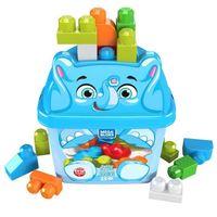 MEGA BLOKS First Builders Elefantenbox - 25 Blöcke - 12 Monate und +