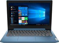 Lenovo IdeaPad 1 11IGL05 (81VT003GGE) 29,46 cm (11,6 Zoll) Notebook, Intel Celeron N4020, 4 GB RAM, 128 GB SSD, Windows 10 S Home, QWERTZ - Ice Blue