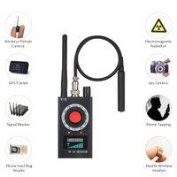 Anti-spion Detektor Kamera GSM Audio Bug Finder GPS Signal Objektiv RF Tracker