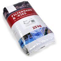 25 kg Quarzfiltersand 0,7 - 1,25 mm